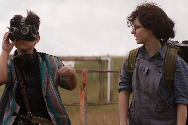 Trailer quốc tế của 'Ghostbusters: Afterlife': Rất nhiều cảnh chưa từng được tiết lộ!