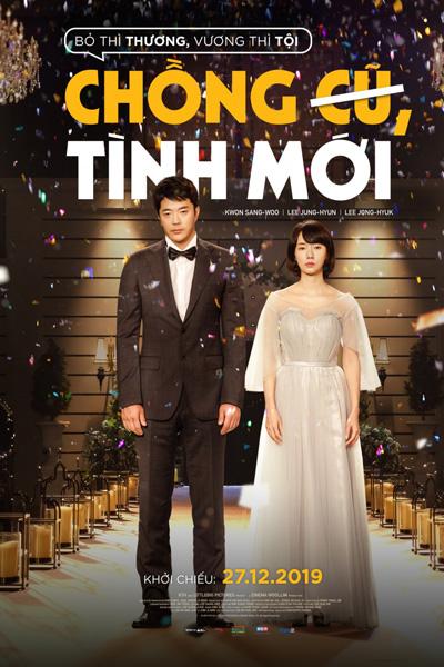 Kwon Sang Woo làm 'chồng cũ' trong phim mới 'Chồng cũ, tình mới'