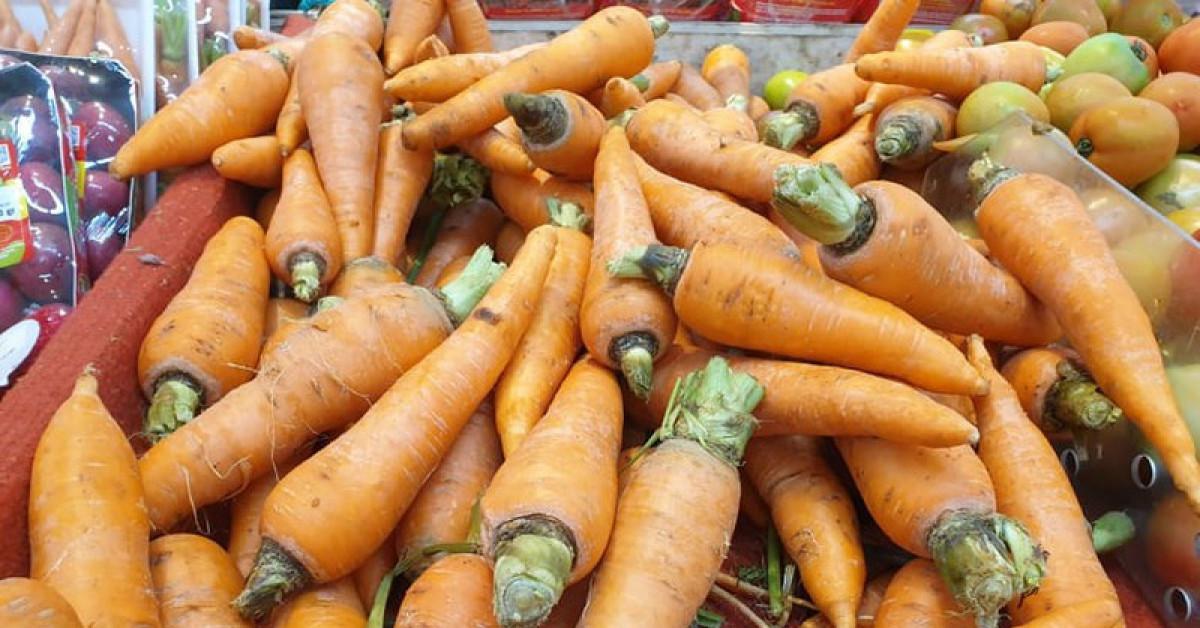 Lợi ích của cà rốt đối với nam giới