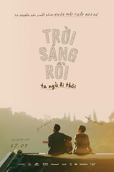 Trời Sáng Rồi, Ta Ngủ Đi Thôi - Có một chuyện tình mộc mạc giữa Sài Gòn thân thuộc