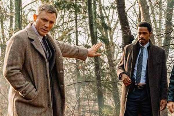 Knives Out - Phim trinh thám đáng xem cuối năm theo Rotten Tomatoes