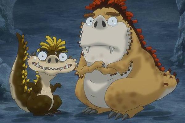 Khủng Long Ăn Chay - Thế giới khủng long kì lạ và đáng yêu