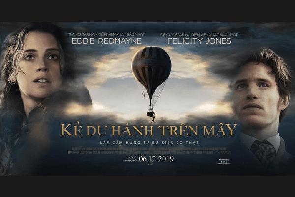 Du Hành Trên Mây - Hành trình chinh phục độ cao 10.000m của Eddie Redmayne và Felicity Jones