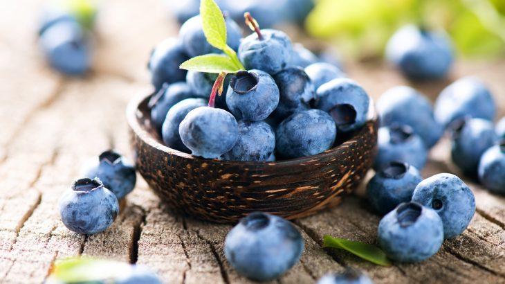 7 lợi ích của quả việt quất đối với sức khỏe