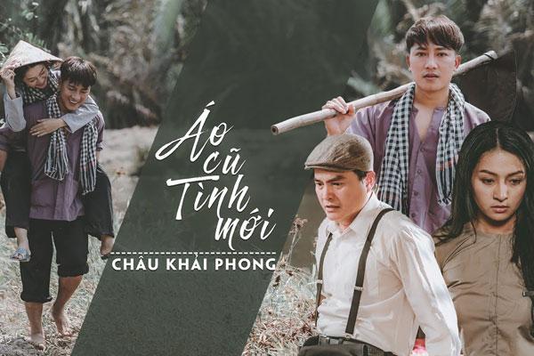 Áo cũ tình mới - Châu Khải Phong (Tone nữ)