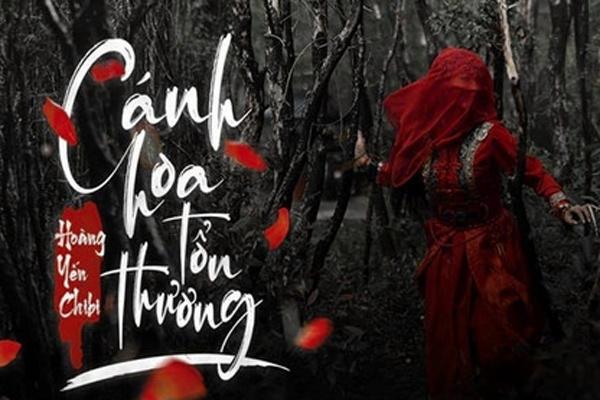 'Cánh hoa tổn thương' - MV cổ trang với kinh phí lớn nhất trong sự nghiệp ca hát của Hoàng Yến Chipi
