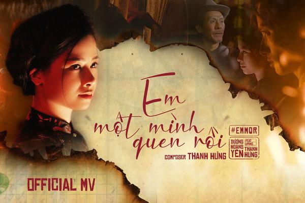 Dương Hoàng Yến kể chuyện tình ngang trái trong 'Em một mình quen rồi'