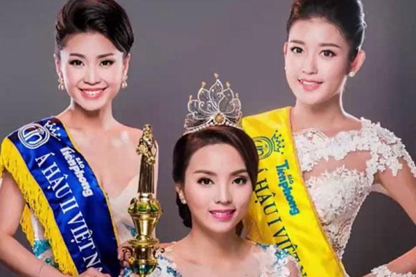 Cuộc sống của top 3 Hoa hậu Việt Nam 2014 sau bốn năm