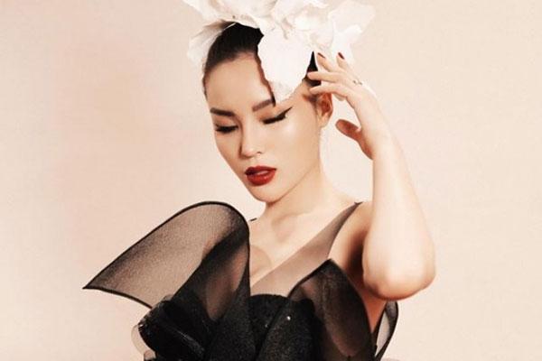 Hoa hậu Kỳ Duyên đẹp 'xuất sắc' khi làm người mẫu