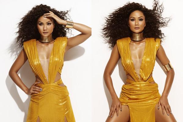 H'Hen Niê cá tính trong bộ ảnh khép lại nhiệm kỳ Hoa hậu Hoàn vũ Việt Nam