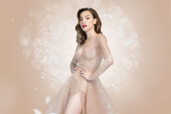 Hồ Ngọc Hà kiêu sa và quyến rũ trong những mẫu váy sành điệu