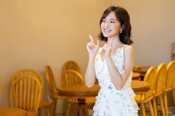 Jang Mi đẹp mong manh, nhẹ nhàng trong bộ ảnh mới