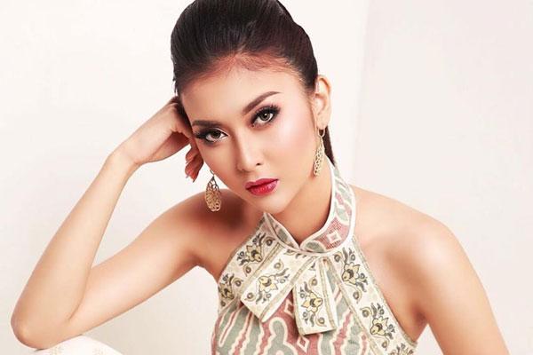 Nhan sắc tân Hoa hậu Quốc tế Kevin Lilliana
