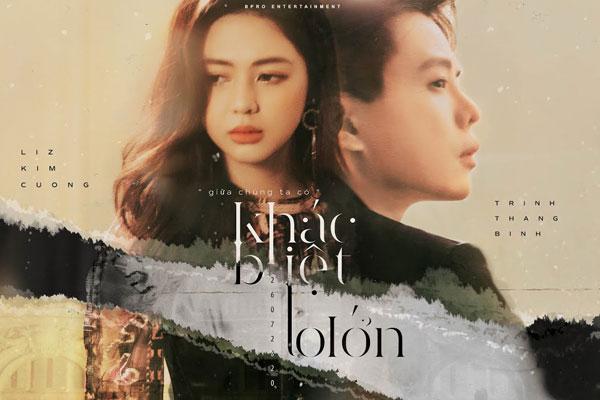 Khác biệt to lớn - Trịnh Thăng Bình ft Liz Kim Cương