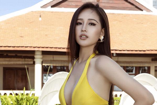 Vẻ nóng bỏng, nuột nà tuổi 32 của hoa hậu Mai Phương Thúy