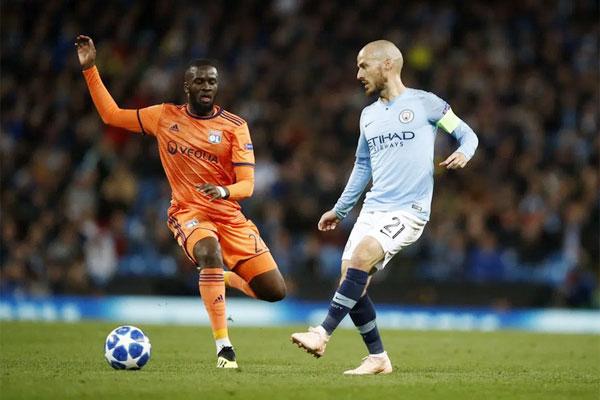 Tứ kết Champions League: Man City - Lyon (2h00 ngày 16/8)