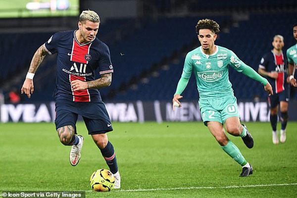 PSG lo thiếu hơn nửa đội hình khi gặp Man Utd ở Champions League