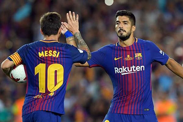Dự đoán tỷ số vòng 18 La Liga: Barca hưởng lợi cuộc đua Messi - Suarez