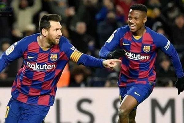 Vòng 33 La Liga: Messi thăng hoa, Barca chờ vô địch sớm