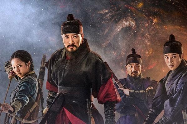 Những bộ phim về quái thú 'oanh tạc' phòng vé Hàn Quốc