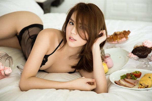 Sexy là thương hiệu của em rồi, Ngọc Trinh!