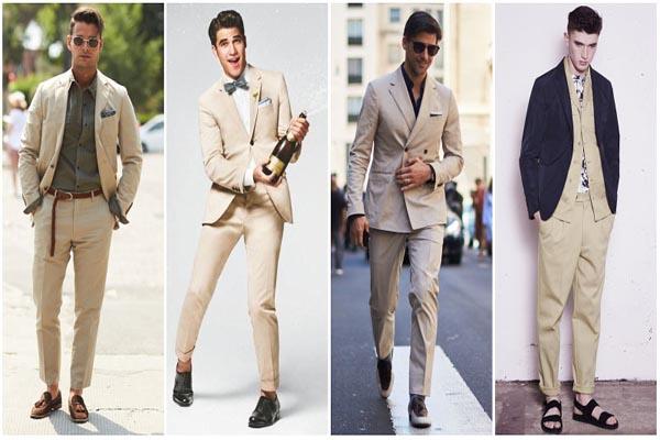 Đàn ông luôn cần có veston khaki nhưng mặc sao cho đẹp không phải ai cũng biết