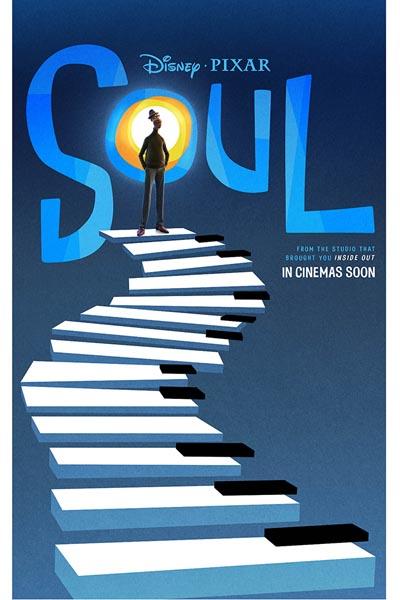 Soul - Cùng chào đón vùng đất linh hồn phiên bản mới của Disney