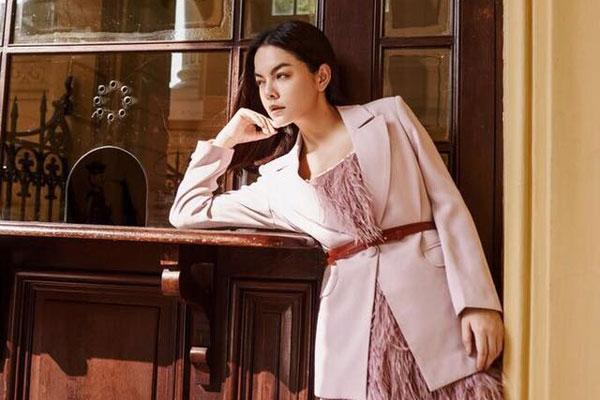 Phạm Quỳnh Anh ngày càng xinh đẹp sau ly hôn