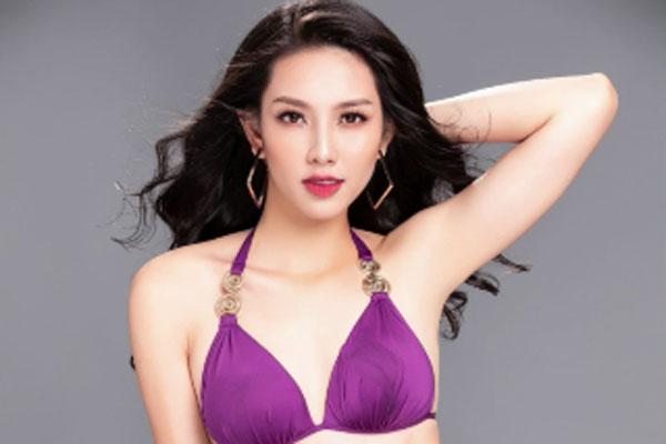 Nguyễn Thúc Thùy Tiên khoe trọn đường cong nóng bỏng trong trang phục bikini