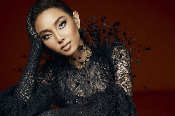Người đẹp Thùy Tiên tung bộ ảnh táo bạo với phong cách mới