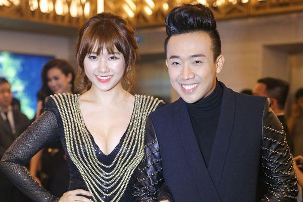 'Chết cười' khi xem Trấn Thành chọn váy cho Hari Won