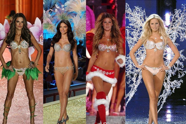 10 thiết kế nội y đắt nhất của Victoria's Secret, có bộ 12,5 triệu USD