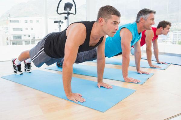 Tập thể dục nhóm và 5 lợi ích trong cuộc sống