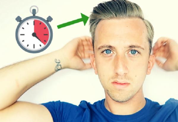 Tiết kiệm thời gian chăm sóc tóc với 4 lời khuyên hữu ích