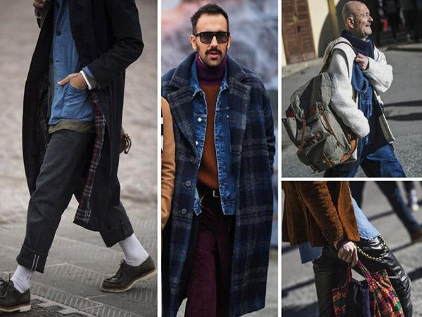 6 họa tiết hoàn hảo và phổ biến trên trang phục của nam giới