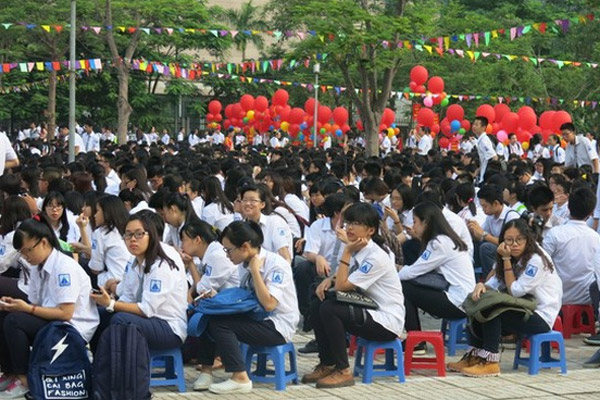Học sinh TP.HCM nghỉ Tết hơn nửa tháng