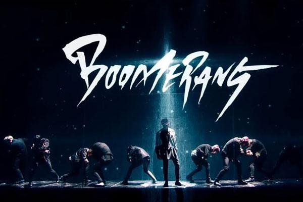 BOOMERANG - Wanna One