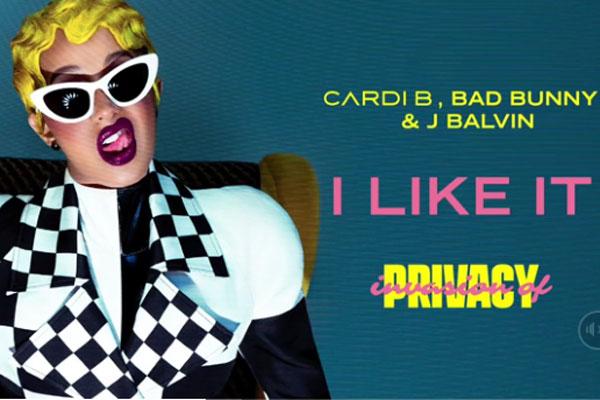 I Like It - Cardi B