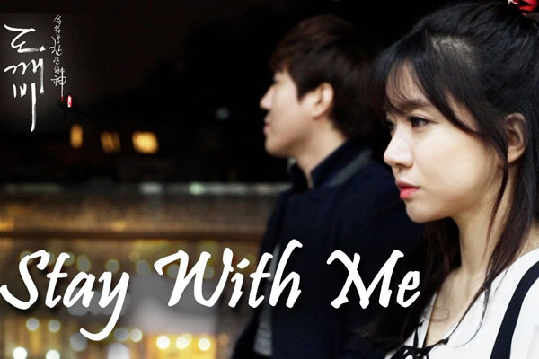 Stay With Me (OST Goblin) - Chanyeo, Punch