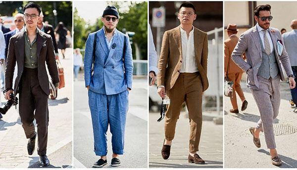 9 item quý ông nên có trong tủ quần áo mùa hè