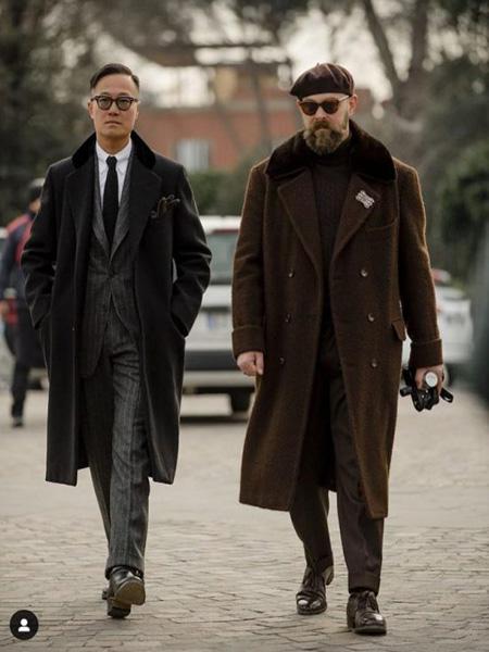 Classic Menswear: thế nào là một bộ đồ đẹp?
