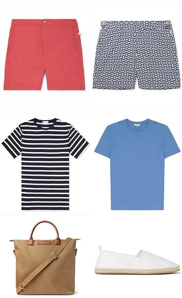 Gợi ý cách mix-and-match trang phục đi biển