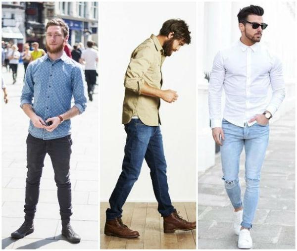 Những kiểu quần jean nam body mới nhất năm nay