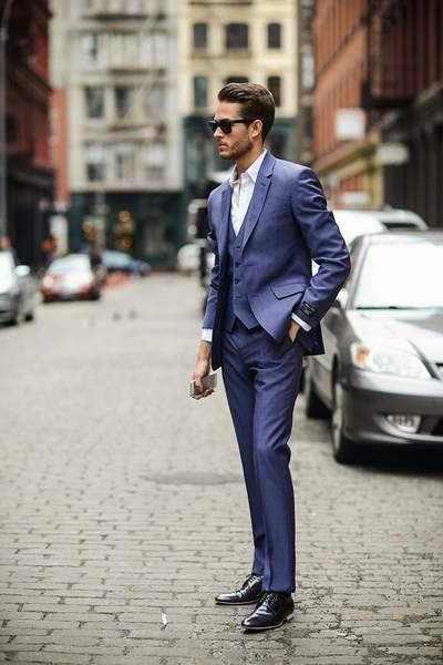 4 kiểu áo phối cực chuẩn cùng quần vải cho nam