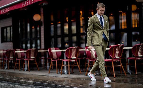 Những quy tắc ăn mặc của quý ông sinh ra để phá vỡ