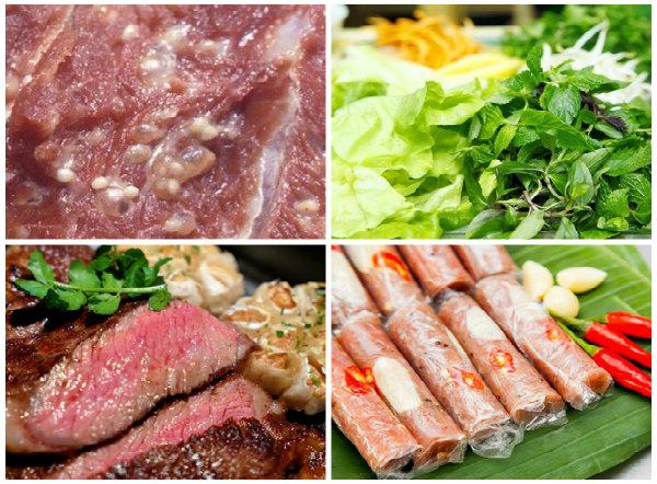 Sán lợn dễ 'ẩn mình' trong những loại thực phẩm nào?