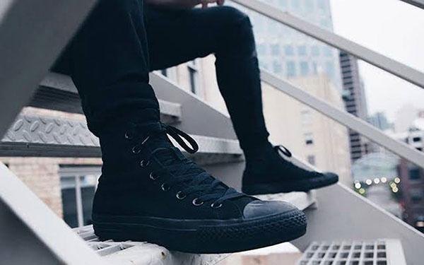 Sneaker cao phối sao cho đẹp?