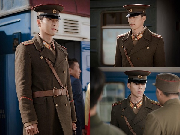 Thời trang Hyun Bin: Phong cách đồ hiệu đẳng cấp của đội trưởng Bắc Hàn