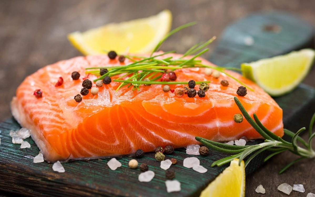 Thực phẩm lành mạnh chứa nhiều Vitamin D