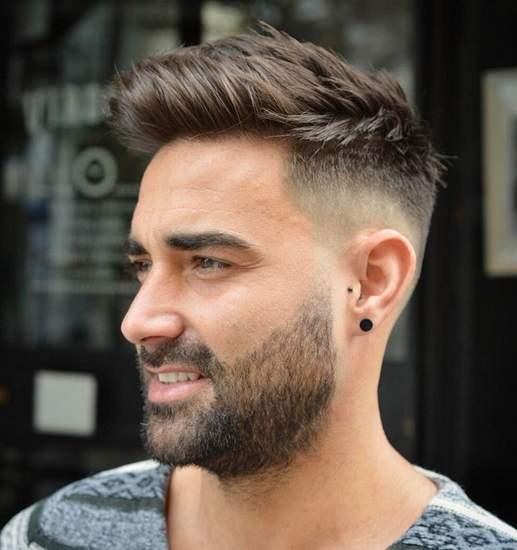 Các kiểu tóc nam đơn giản mà đẹp phong cách hiện đại